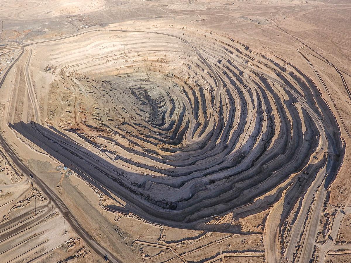 پیش بینی رشد تولید و فروش سنگ آهن گهر زمین در سال مالی جاری