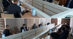 برگزاری جلسه ارزیابی عملکرد معاونت های بازاریابی و فروش و بیمه های اشخاص و درمان