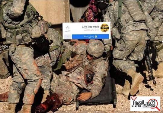 کشته شدن ۲۴۱ نفر در حمله ایران به پایگاه های امریکا در عراق + تصاویر