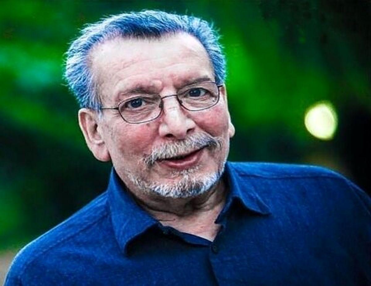 بهمن مفید به خاک سپرده شد + عکس