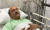 آخرین وضعیت مهران غفوریان از زبان همسرش | فیلم دردناک از مهران غفوریان روی تخت بیمارستان