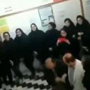رقص مختلط در دبیرستان دخترانه مهاباد باعث تعطیلی مدرسه شد + جزئیات