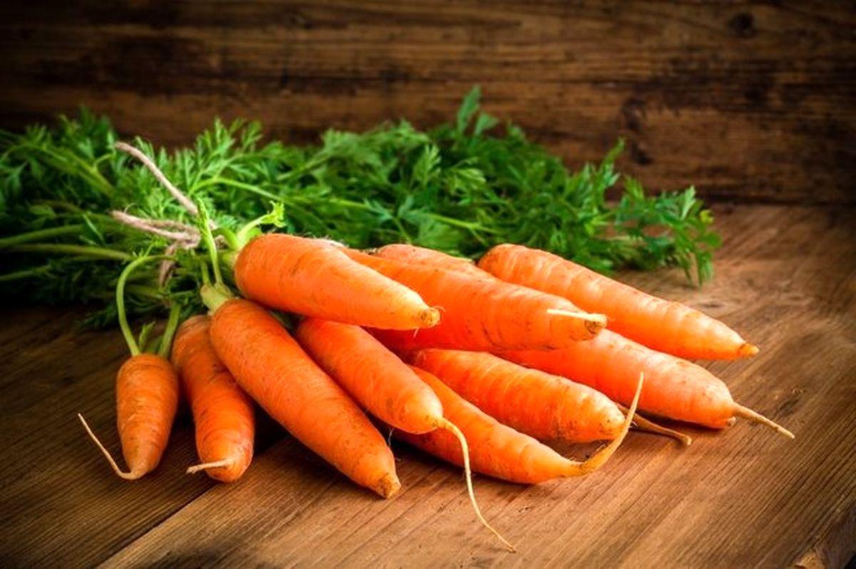 قیمت هویج ارزان شد / قیمت هر کیلو هویج 12 هزار تومان