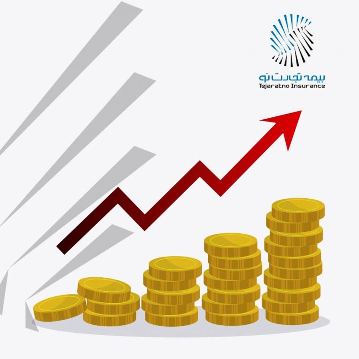 مهر تایید بیمه مرکزی بر سطح یک توانگری مالی تجارتنو