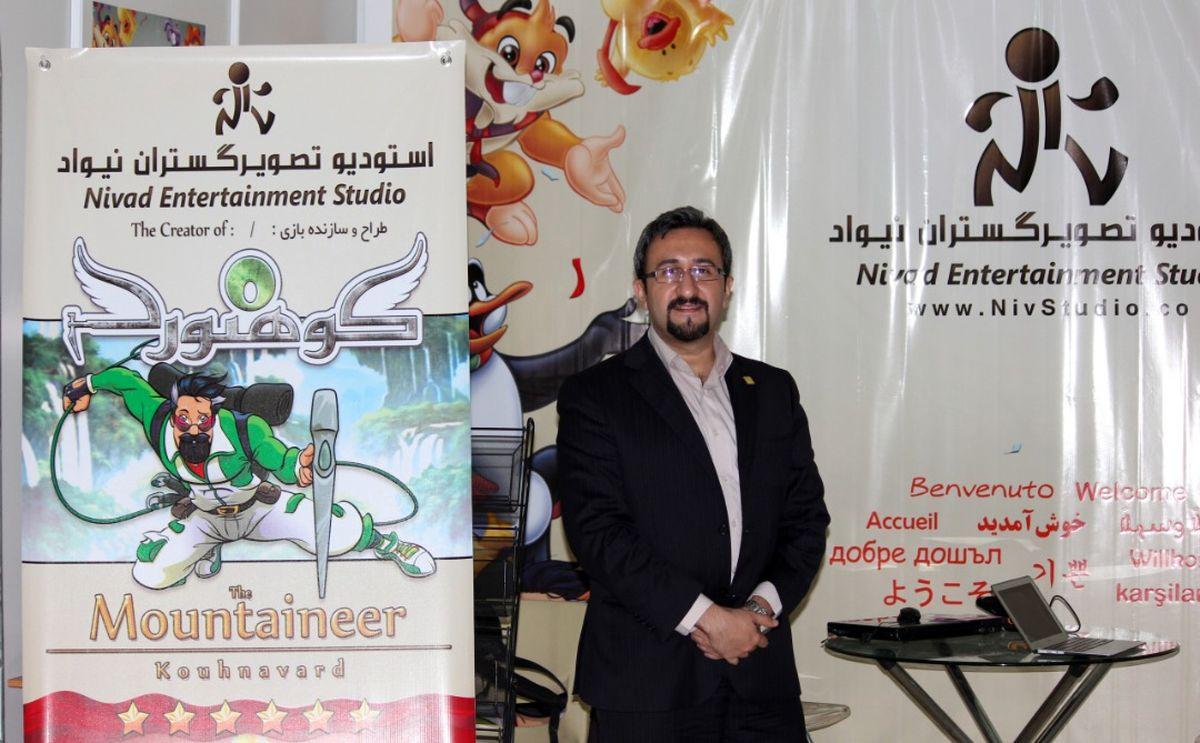 دومین ابرقهرمان کمیکی ایران در راه است