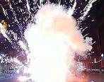 فیلم مرگبار از حمله با مواد منفجره به یک راننده + فیلم