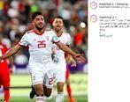 پست اینستاگرامی AFC برای اللهیار صیادمنش + عکس