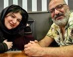 فیلم لورفته از حرکات موزون امیر جعفری | عکس همسر امیر جعفری