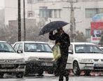 هواشناسی | بارش ۵ روزه برف و باران در برخی استان ها