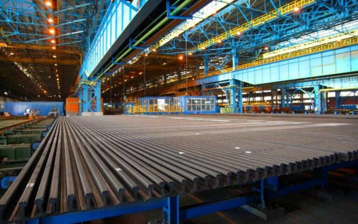 انعقاد قرارداد صادرات ریل به افغانستان توسط ذوب آهن اصفهان