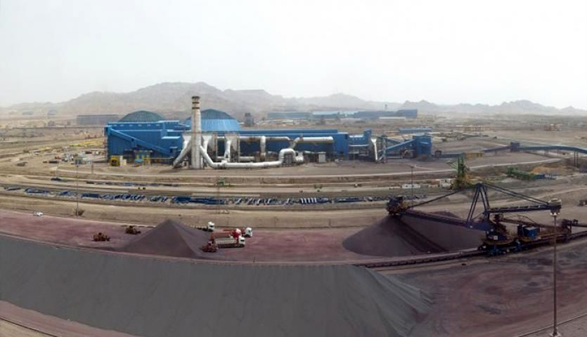 رشد 4 درصدی تولید کنسانتره آهن