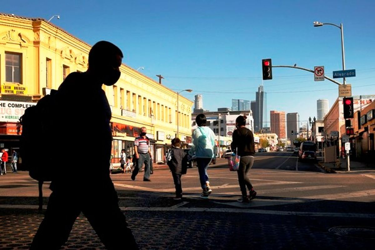 21 درصد افزایش در آمار مرگ و میر پیاده ها در 2020