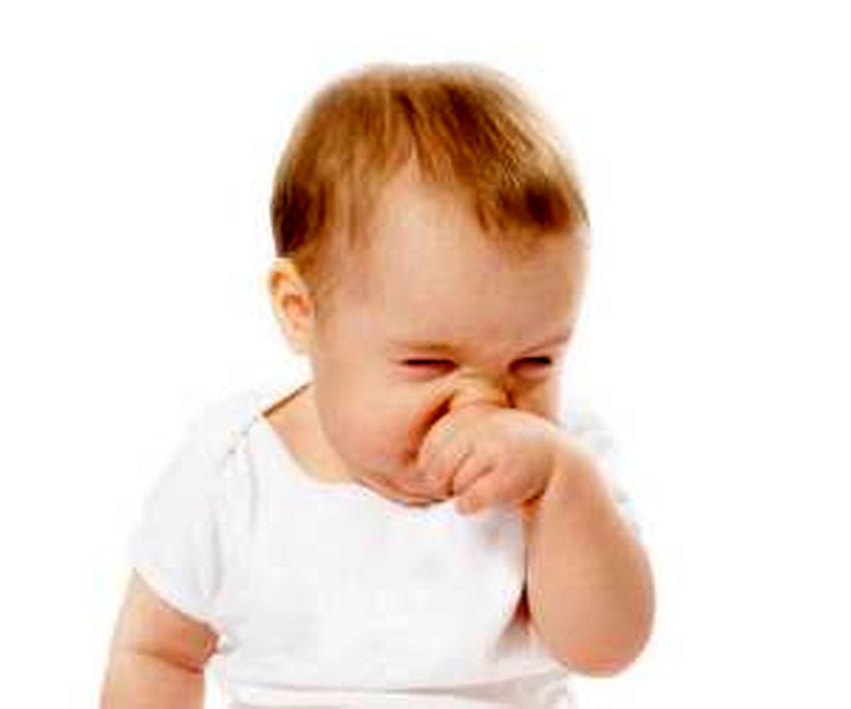 گرفتگی بینی نوزادتان را با این مواد برطرف کنید