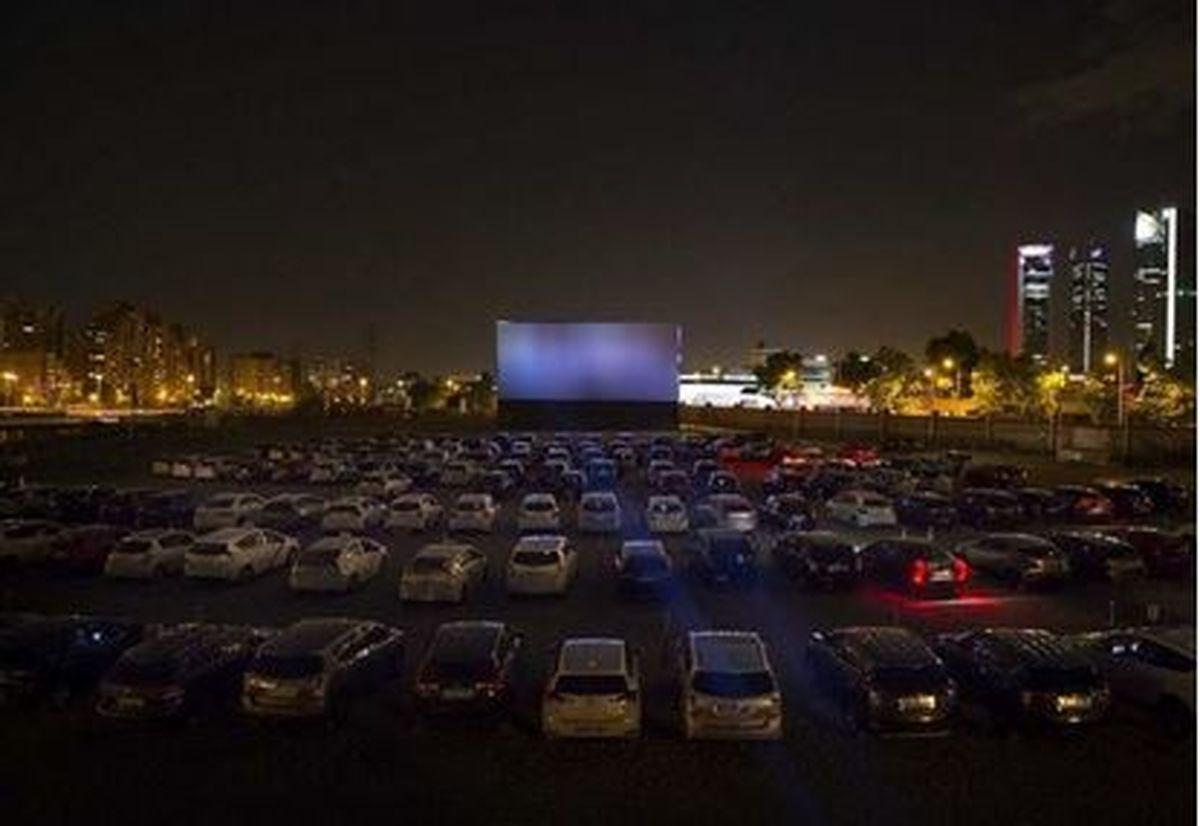 راه اندازی نخستین «اتو سینما» جزیره قشم از عید تا عید