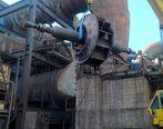 تعویض وتعمیراساسی فن استراتژیک کوره گندله سازی در «فولادخراسان»