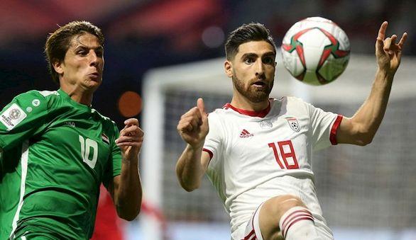 بازی ایران و عراق قطعاً در کشوری دیگر برگزار میشود