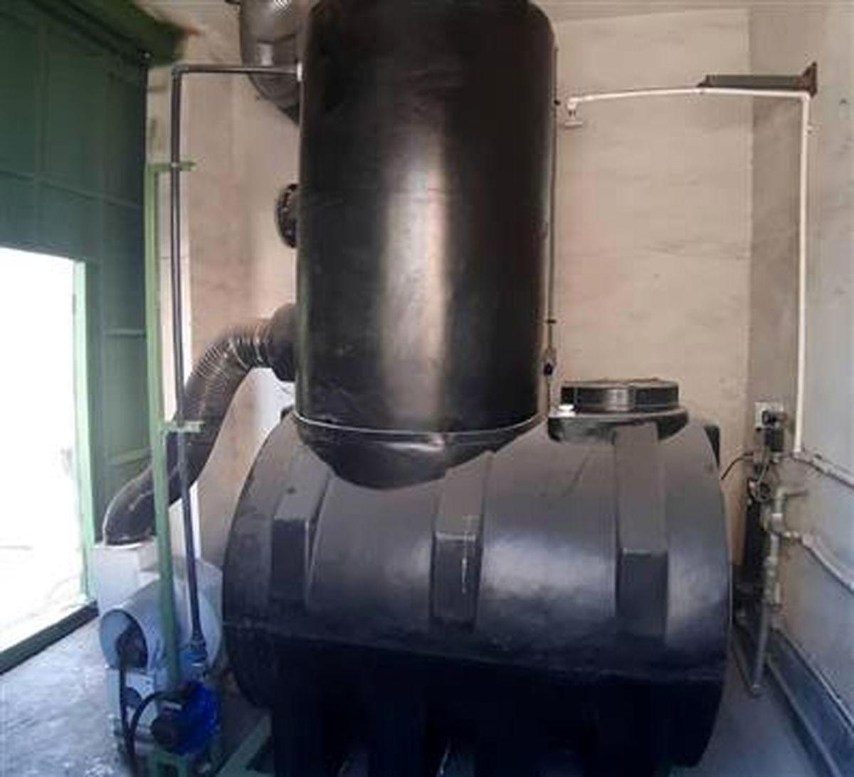 بهینه سازی و ارتقای ایمنی اتاقک های تزریق گاز کلر