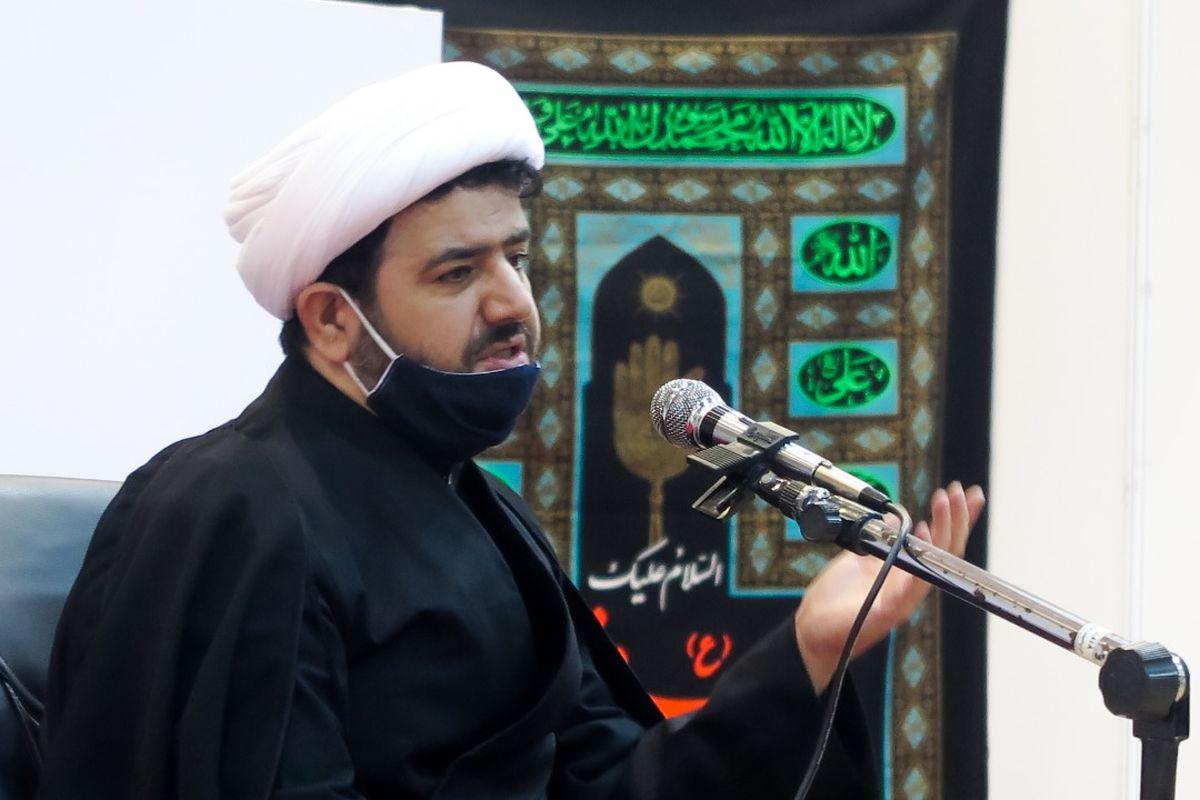 ویژه برنامه اربعین حسینی در منطقه آزاد انزلی برگزار شد