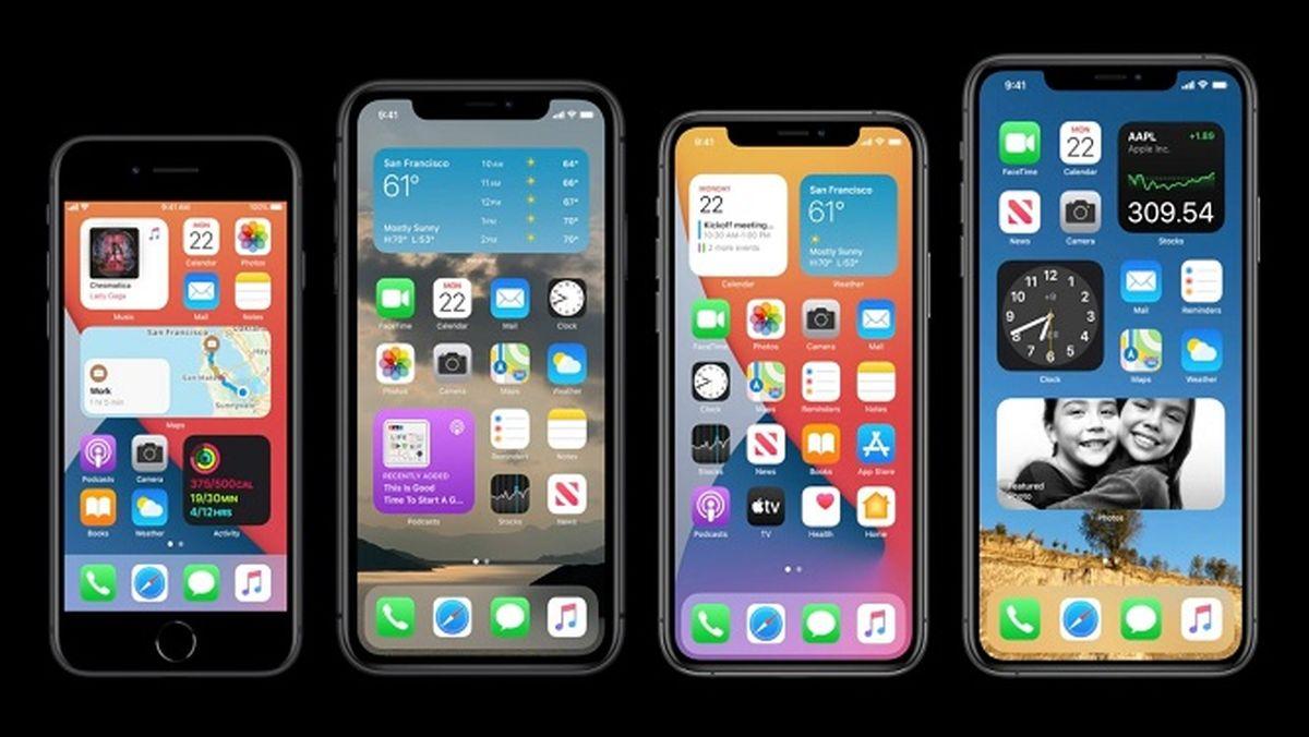 انتشار اولین نسخه بتا iOS 14 و iPadOS 14