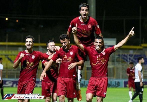 گل محمدی با شهرخودرو به صدر جدول لیگ برتر رسید