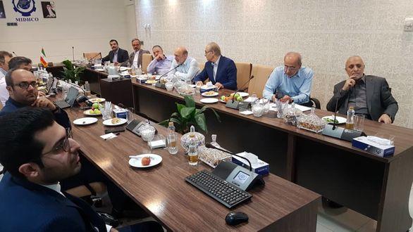 یکصدو ششمین جلسه تولید میدکو برگزار شد
