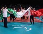 تیم افسانهای ایران در والیبال نشسته   طلا، طلا و بازهم طلا