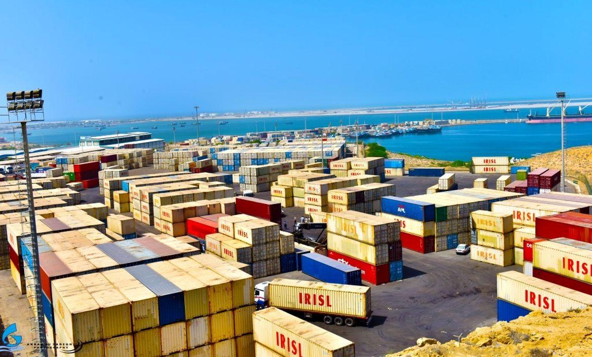 حمل و نقل کالاهای اساسی از بنادر کشور به مرز ۱۲ میلیون تن رسید