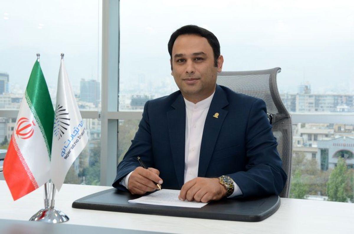مدیرعامل تجارتنو، نایب رئیس کمیته سازماندهی آموزش صنعت بیمه شد