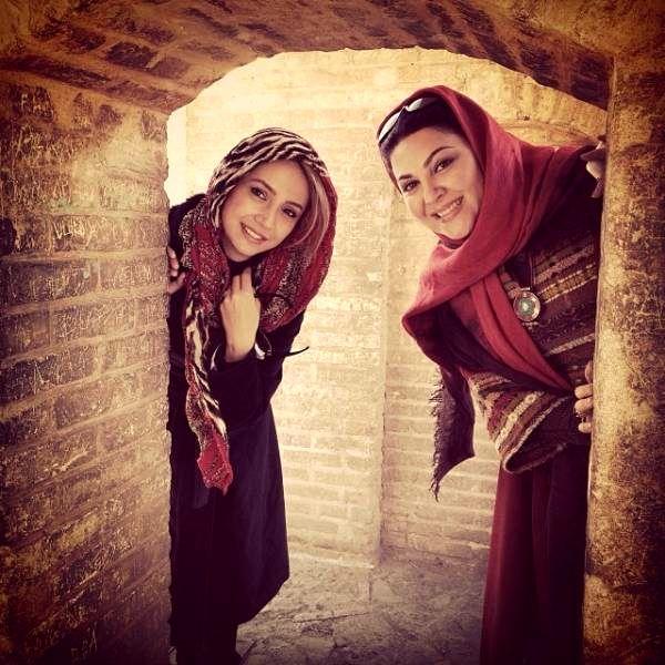 لاله اسکندری و شبنم قلی خانی