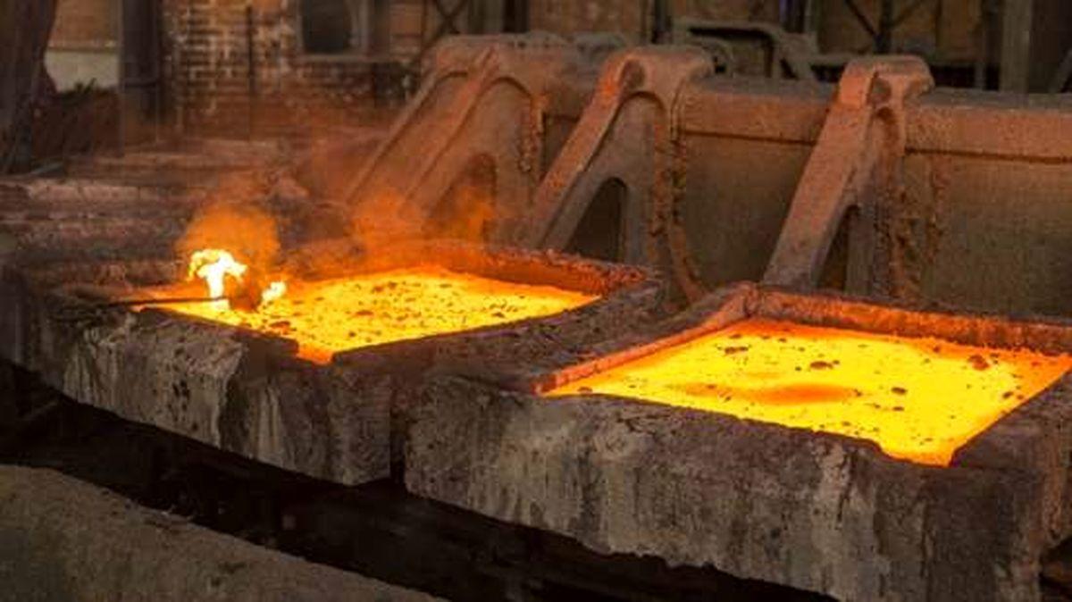 شرکتهای ذوب چینی تولید مس ماه اوت را نسبت به تولید ماه جولای افزایش دادند