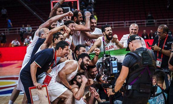 سلام تیم ملی بسکتبال به المپیک + جزئیات