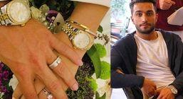 مراسم عروسی لاکچری سیامک نعمتی بازیکن پرسپولیس + فیلم