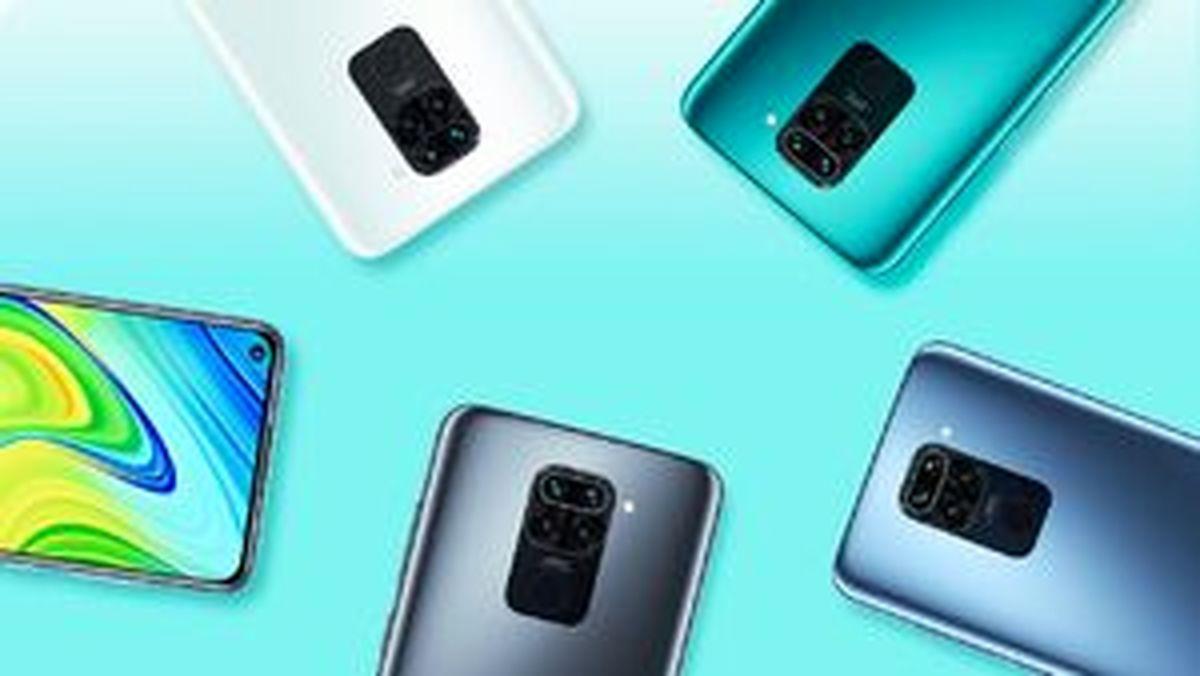 قیمت انواع گوشی موبایل در بازار 25 تیر + جدول