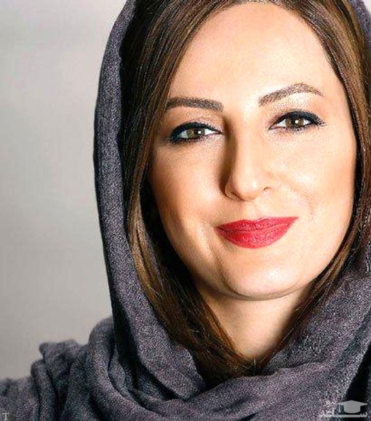 شقایق دهقان در خانه اش + عکس