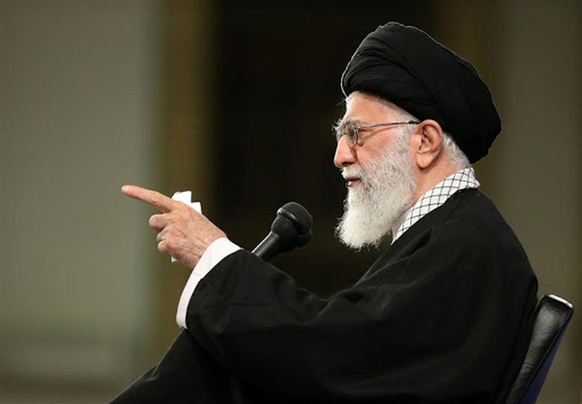 انتقادات صریح رهبر انقلاب از سخنان ظریف