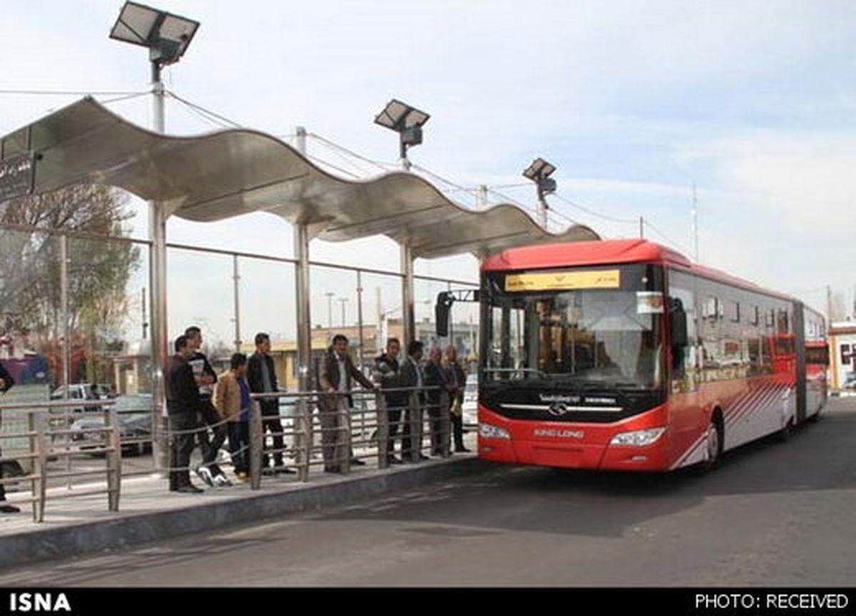 جزئیات اجرای فاصلهگذاری اجتماعی در اتوبوسها از شنبه