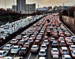 تهرانیها سالانه 300 ساعت در ترافیک می مانند