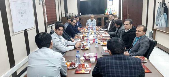 جلسه هماهنگی روابط عمومی های هولدینگ فولاد خوزستان برگزار شد