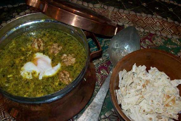 طرز تهیه اشکنه سیب زمینی و نکاتی برای طبخ آن