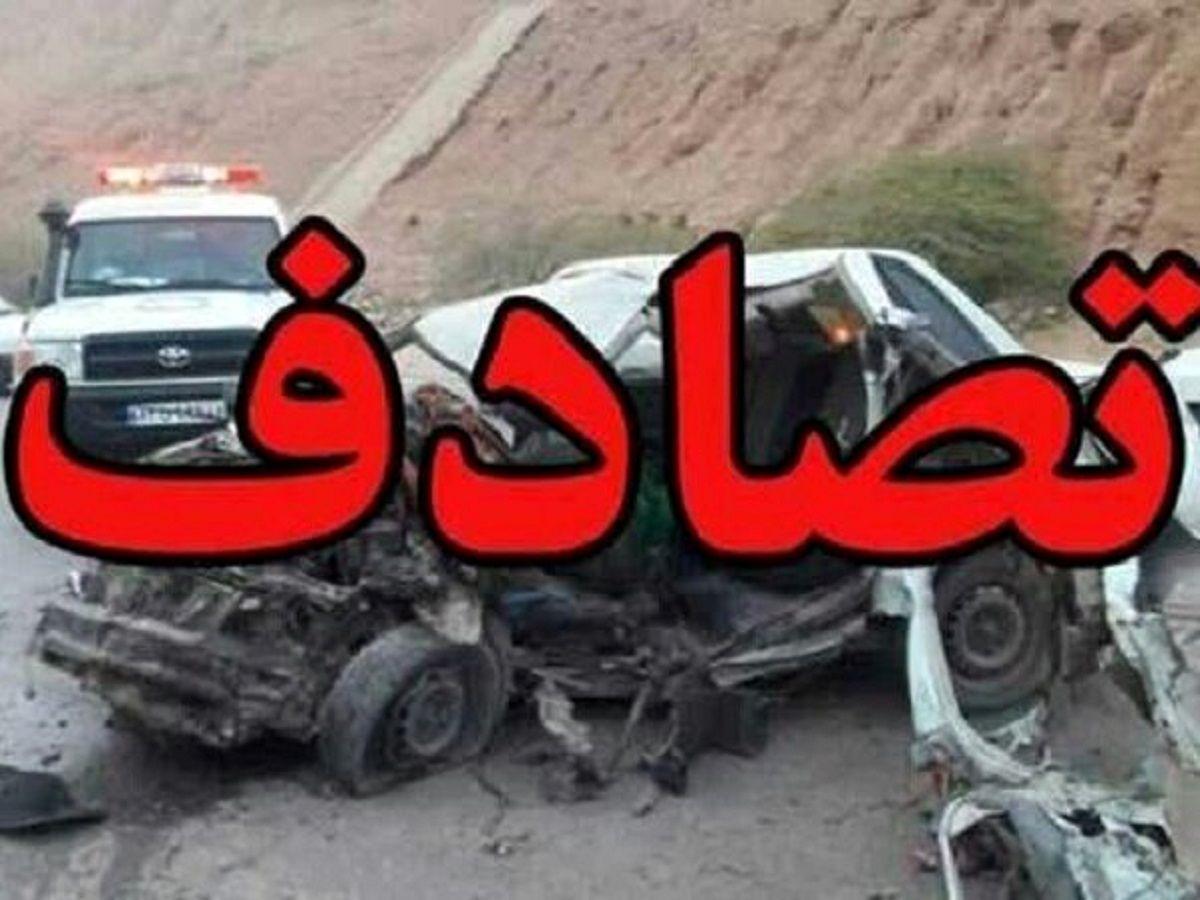 مجازات فرار از صحنه تصادف رانندگی
