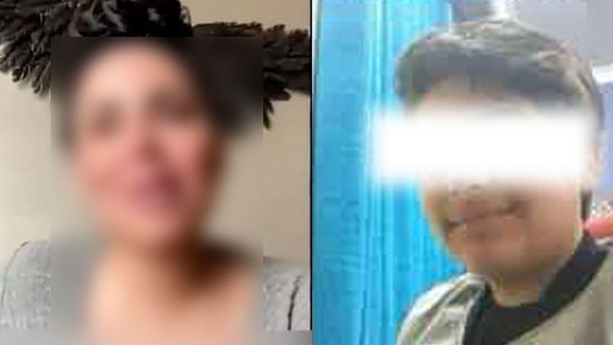 لایو بی شرمانه بلاگر معروف با پسر 14 ساله + فیلم مستهجن
