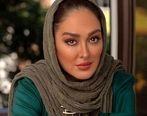 تبریک تولد عاشقانه الهام حمیدی به همسرش + عکس دیده نشده