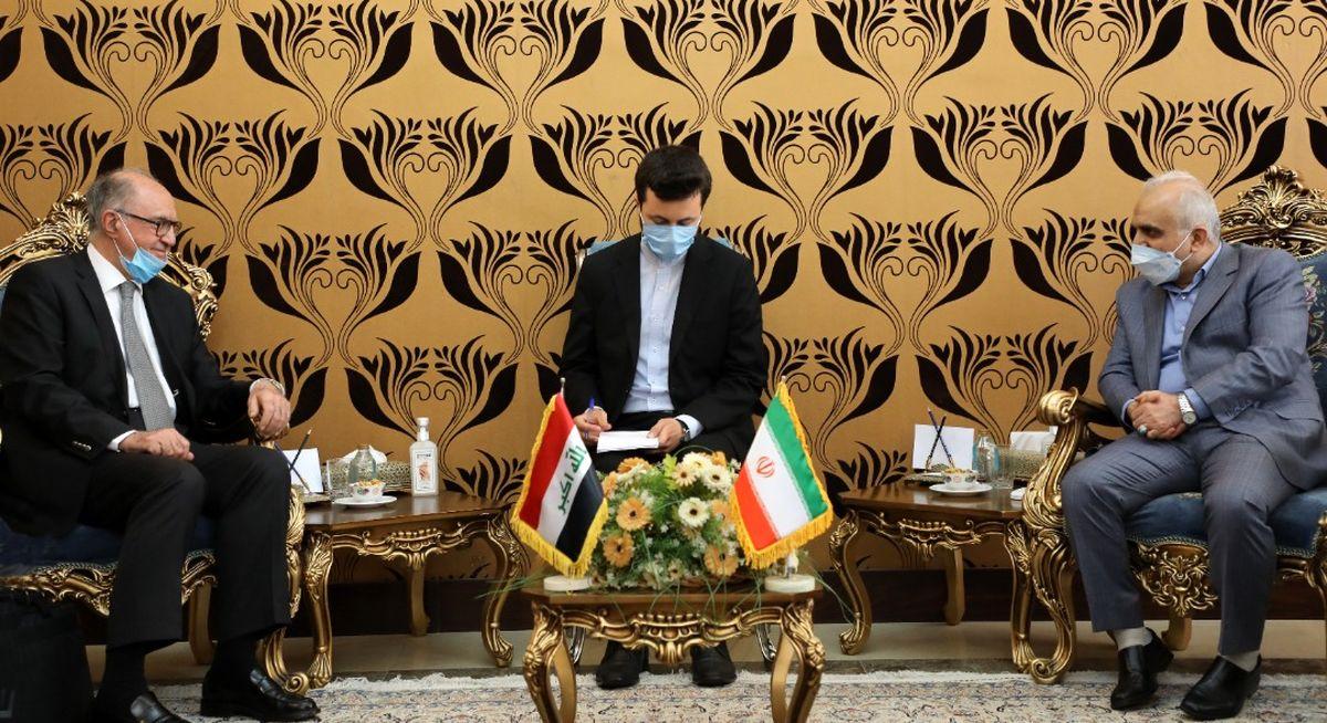 تفاهمات جدید گمرکی و سرمایه گذاری بین جمهوری اسلامی ایران و عراق
