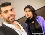 سلفی جنجالی مهدی طارمی  در کنار دختر ایرانی + بیوگرافی و تصاویر جدید
