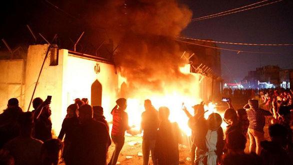 هیاهو در نجف؛ پشت پرده حمله به کنسولگری ایران