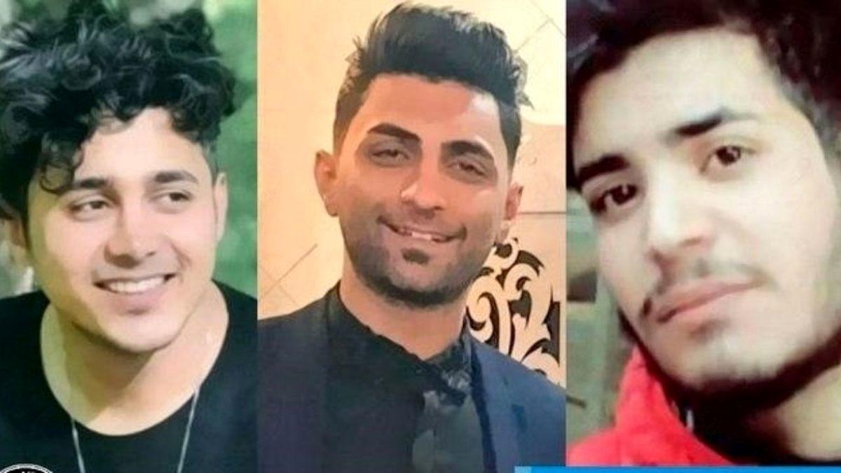 حکم اعدام سه جوان حوادث آبان ماه متوقف شد
