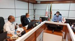 نشست مشترک صندوق قرض الحسنه شاهد و اداره کل پذیرش و امور اداری ایثارگران برگزار شد
