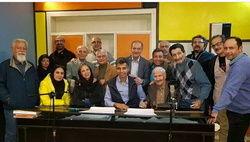 فردوسی پور در استانه بازگشت به تلوزیون