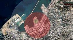 مرگ دبیر کل حزب کتائب لبنان | نیمی از لبنان تخریب شد