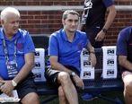 مسی بازی اول بارسلونا در لالیگا را از دست داد